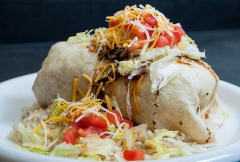 The Well Dressed Burrito