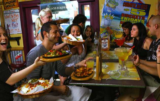 LA's 22 Longest Happy Hours