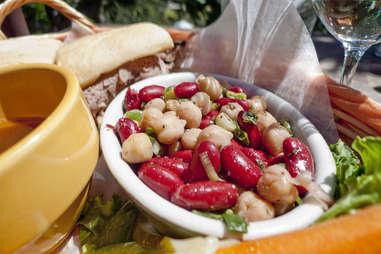 Bean bowl