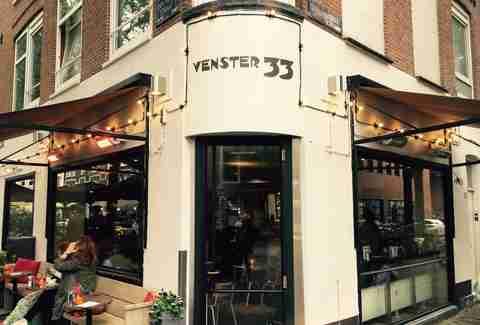Albert cuyp markt a de pijp amsterdam bar for Venster 33 menukaart