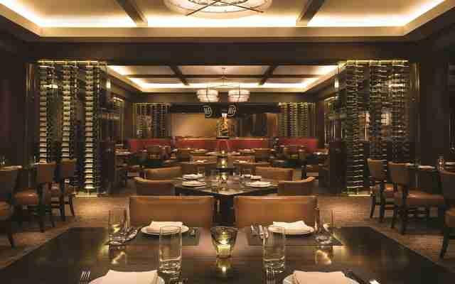 Blt Steak Interior Las Vegas