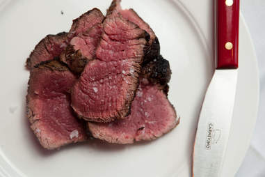 Carnevino Las Vegas, Carnevino steak