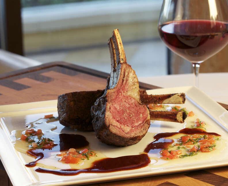 Country Club steak, Country Club las Vegas