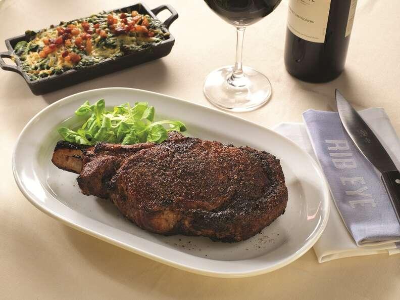 Old Homestead, Old Homestead steak