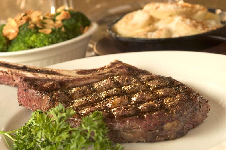 Stockman's, Stockman's steaks