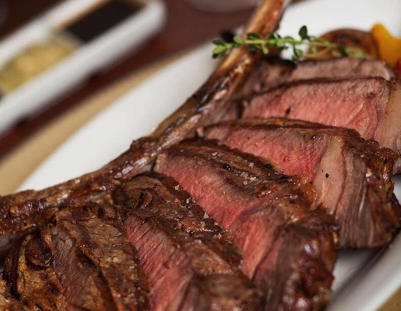 The Barrymore Las Vegas, steak