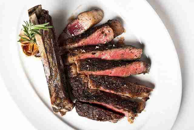 House steak strip