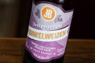 Trader Joe's Josephsbrau Dunkelweizen