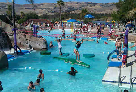 Best Water Parks In California Ranked Theme Parks Thrillist