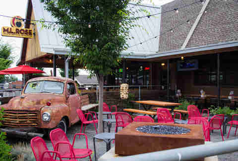 The 11 Best Outdoor Bars And Patios In Nashville Thrillist