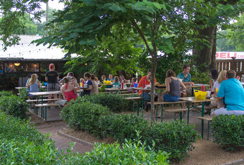 The 11 Best Outdoor Bars and Patios in Nashville - Thrillist