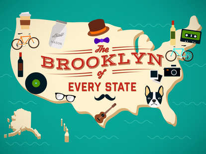 Brooklyn of every state