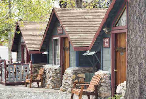 Where To Cabin Near La Santa Barbara Idyllwild Big