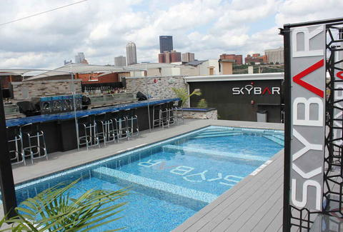 Downtown Pittsburgh Hotels With Pools