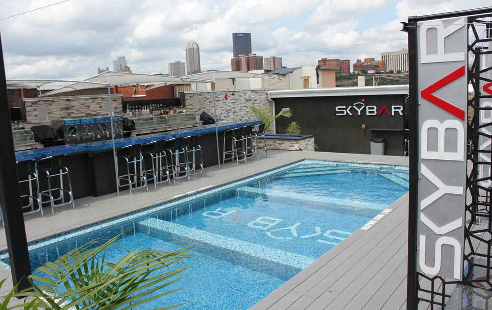 Skybar A Pittsburgh Pa Bar