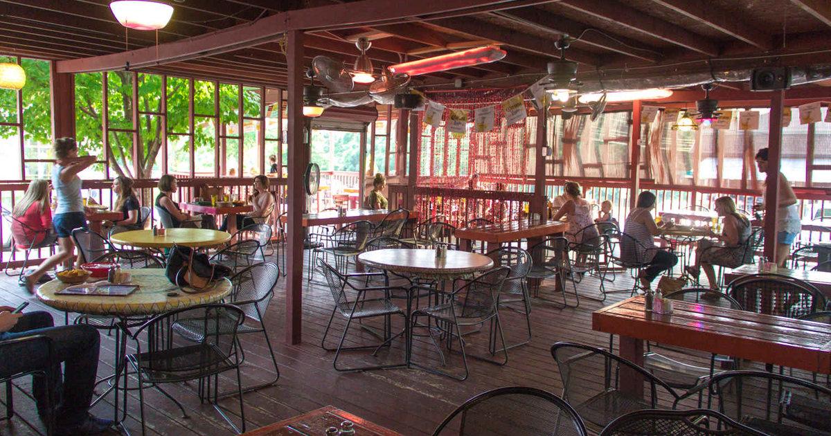 Rosepepper Cantina A Nashville Tn Bar