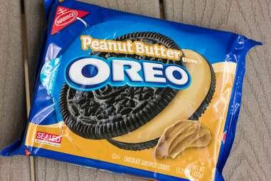 Peanut Butter Oreo cookies