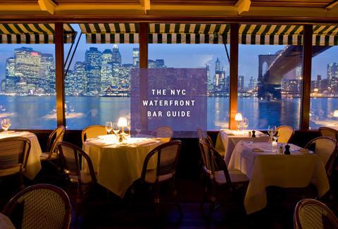 Waterfront Bars in New York City - Thrillist