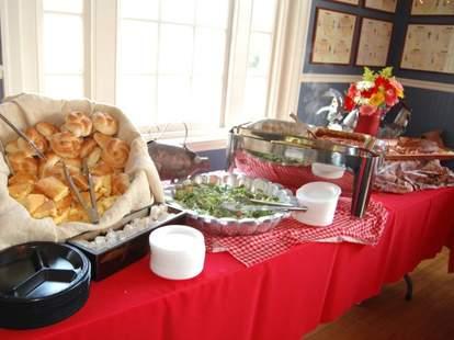 sweet lucy's barbecue buffet philadelphia