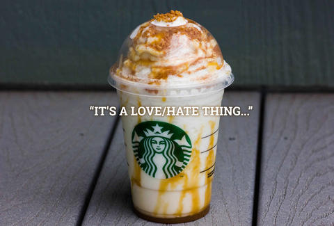 Starbucks Secret Menu What Starbucks Employees Really