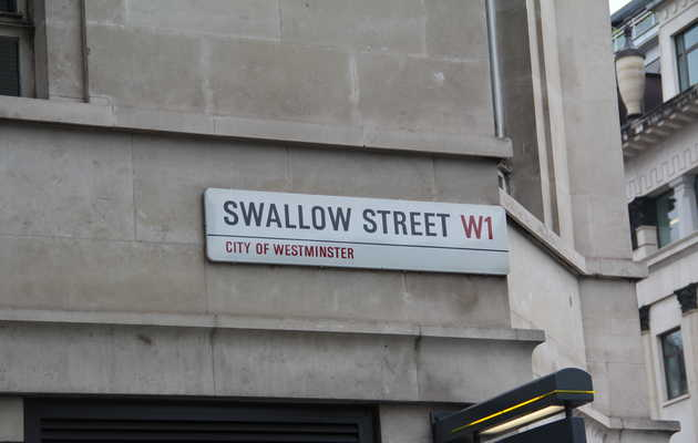 The 12 Dirtiest-Sounding Street Names in London
