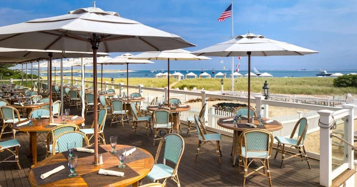 Best Waterfront Restaurants On Cape Cod