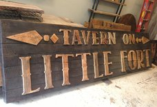 Tavern on Little Fort