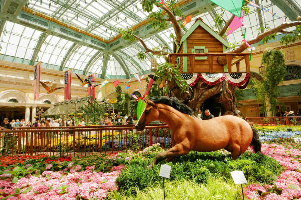 Bellagio Conservatory