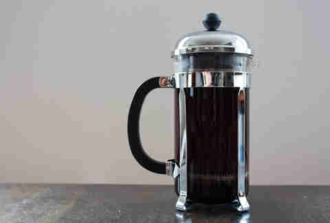 French Press Coffee -- Thrillist Recipes