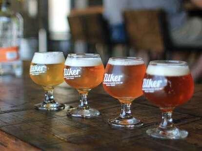zilker beer flight