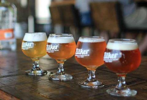 zilker beer flight