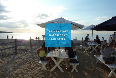 Best Bars in The Hamptons on the Waterfront - Thrillist