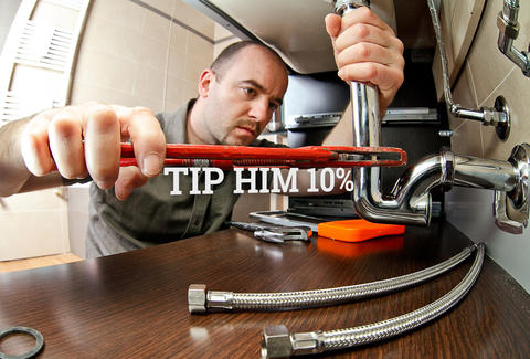 Do You Tip Tow Truck Drivers >> How Much To Tip 11 People You Aren T Tipping But Should Be