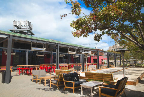Best Outdoor Bars And Restaurants In The East Bay