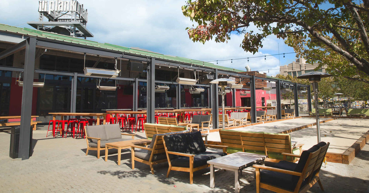 The 24 Best Patios in the East Bay