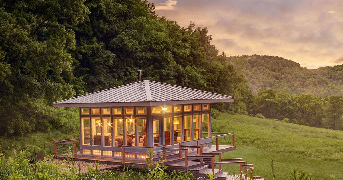Best Midwest Vacation Cabins Near Chicago Thrillist