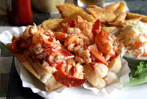 The Lobster Roll Quest Hits the Road. Destination: Butter Country