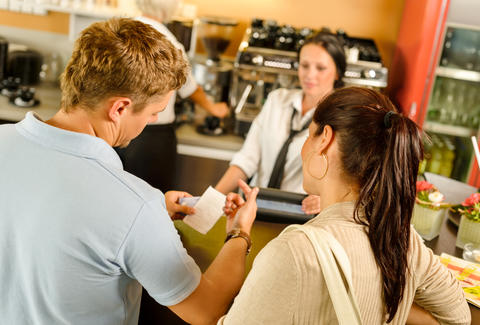 dating splitting the check