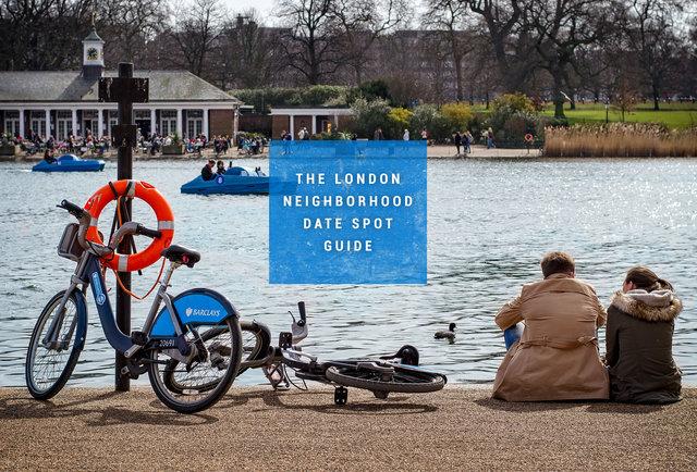 Best First Date Ideas in London