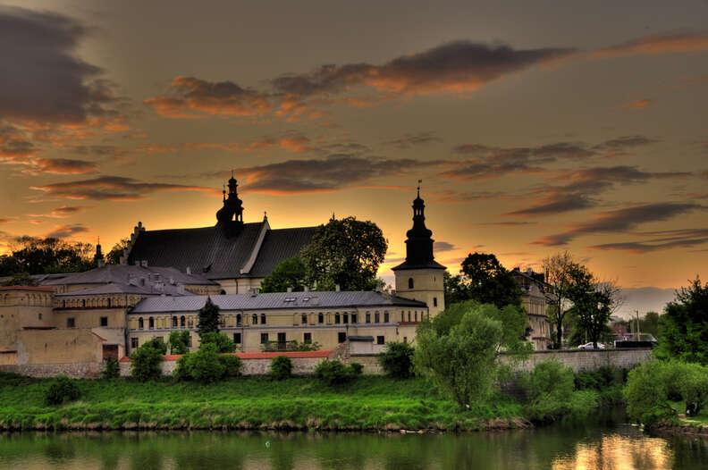 Kraków, Poland,