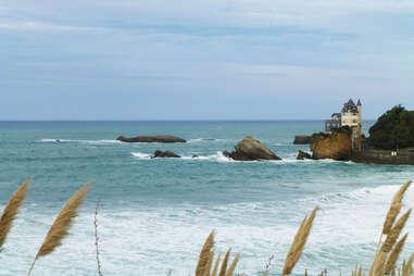 Biarritz, France,Basque Coast