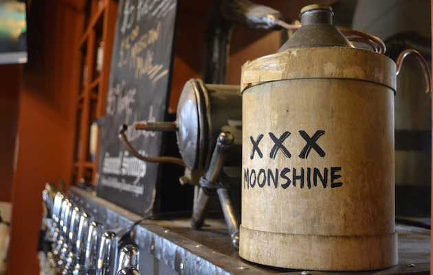 The 10 Best Spots to Drink Moonshine in Charlotte
