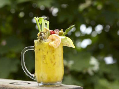 bloody mary cocktail tupelo honey cafe