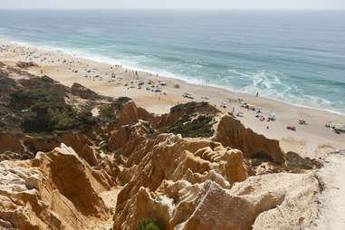 Comporta, Portugal, white sand beach, ocean