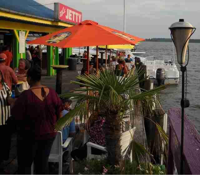 Hard Yacht Cafe Drink Menu