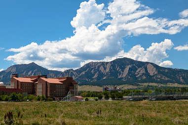 Colorado Boulder