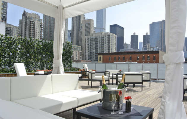 The 13 Best Rooftop Brunches in Chicago