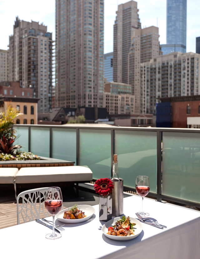 Brunch Restaurants In Chicago Loop