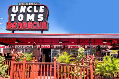 Uncle Tom's BBQ Miami