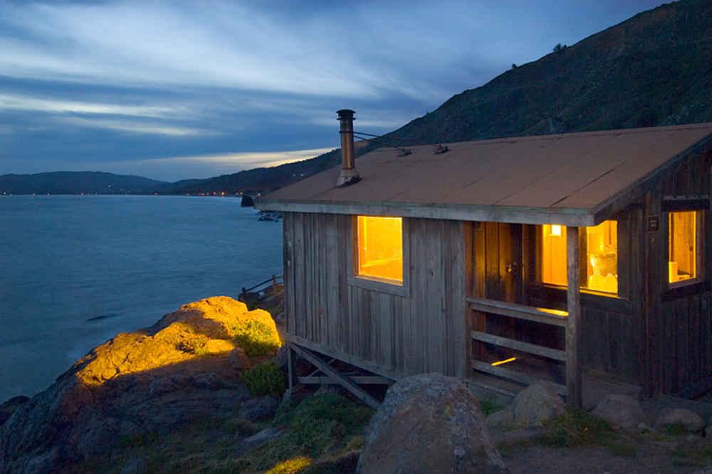 where to cabin near sf rentals thrillist